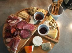 The image for CURRENT CRAZES - CHARCUTERIE BOARDS