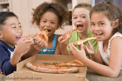 The image for KIDS CAN COOK, TOO - PIZZA PARTY